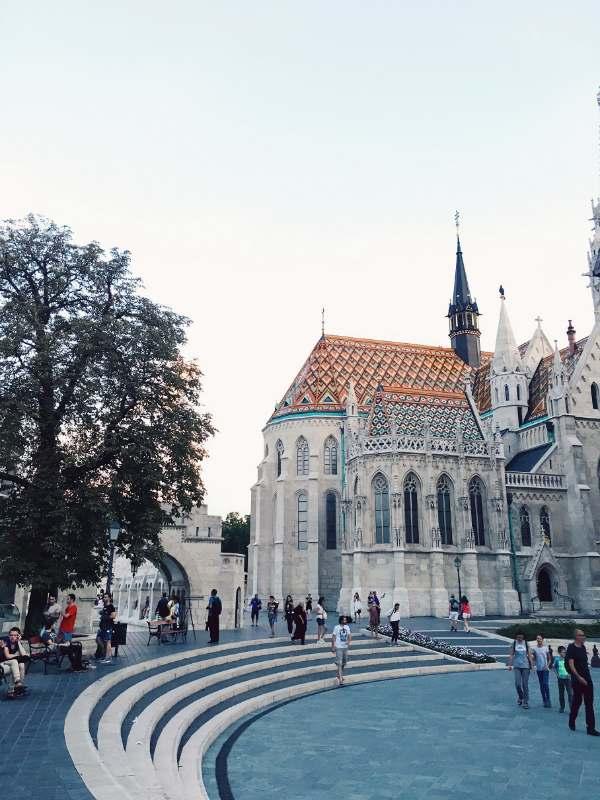 Matijeva cerkev v Budimpešti
