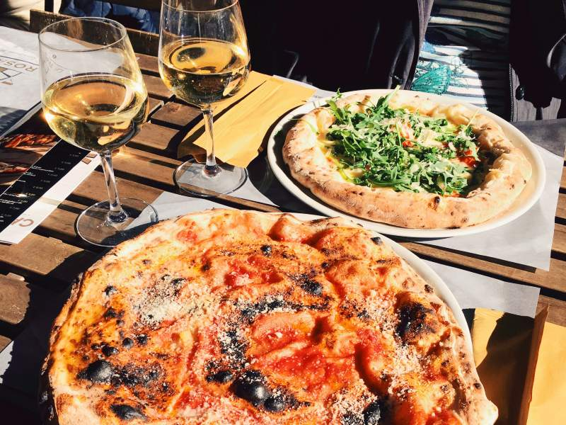 Pizza in Napoli - 10 okusov Neaplja