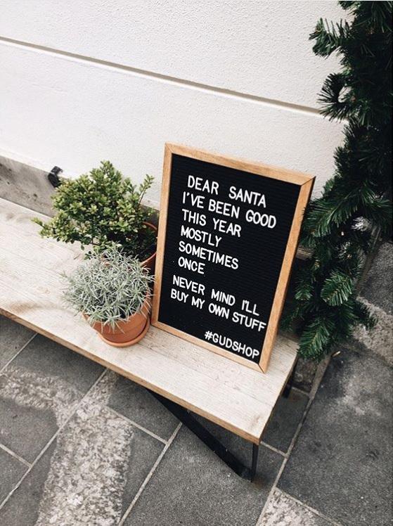 Gudshop - quote na vhodu