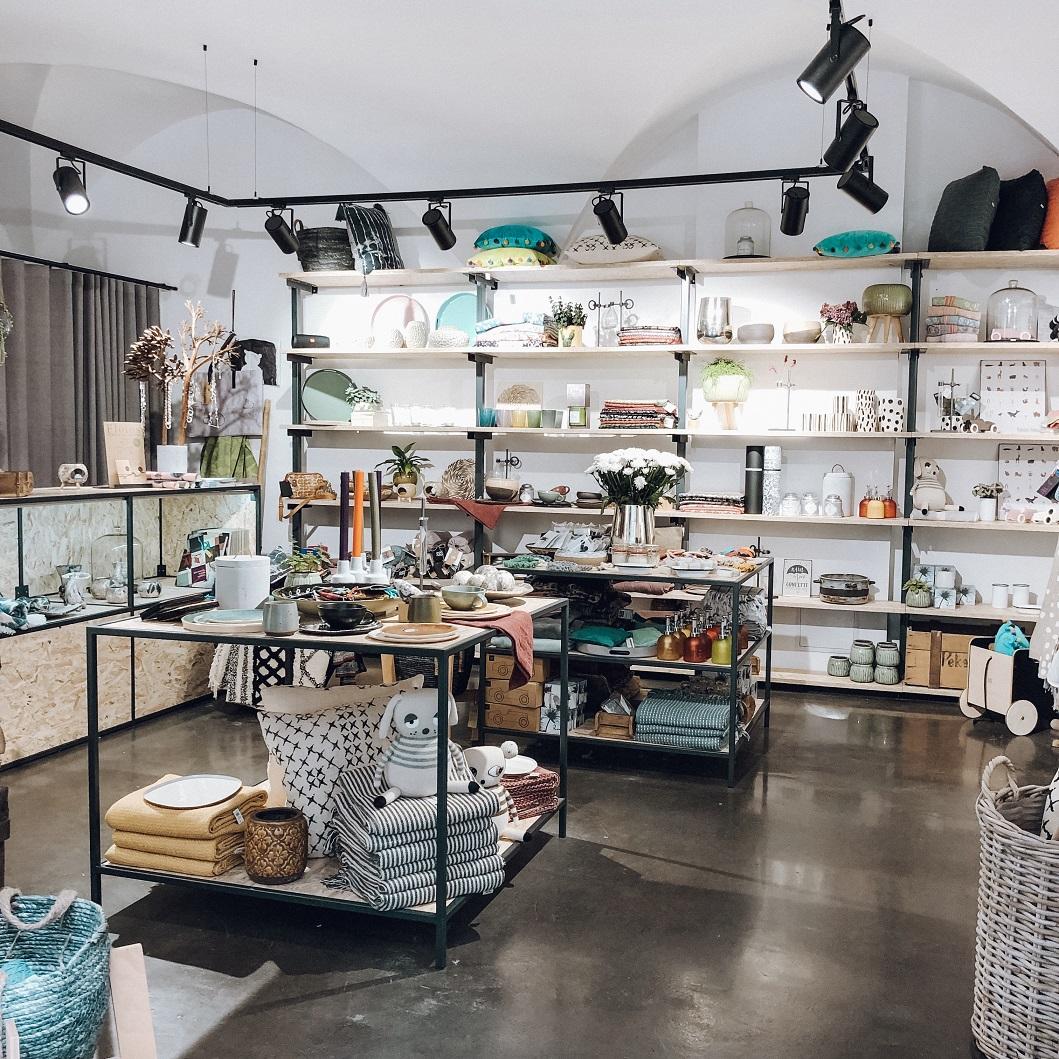 Lifestyle trgovine v Ljubljani