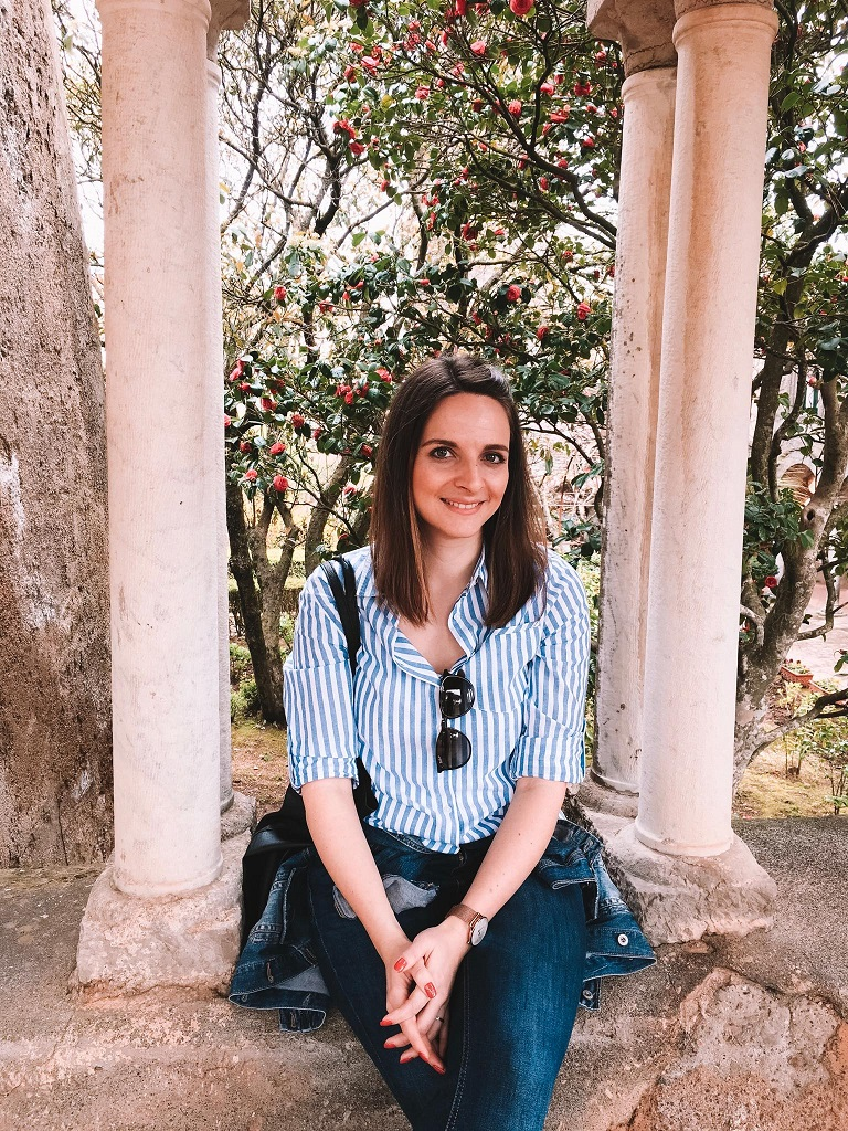 Villa Cimbrone - čudoviti vrtovi