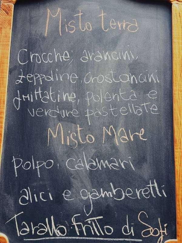 Cuoppo Napoletano - misto mare