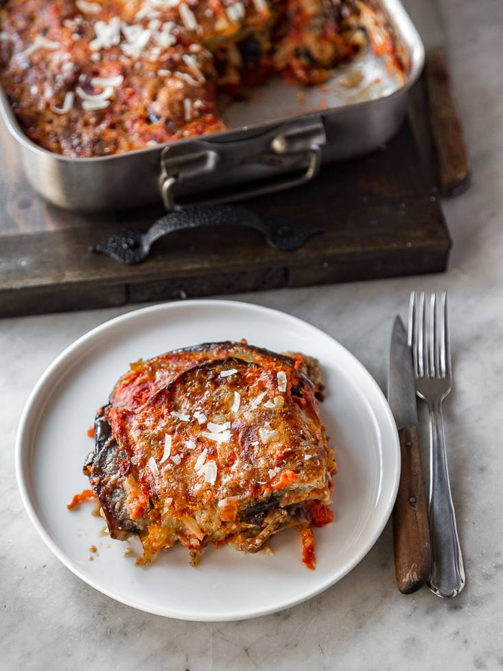 Parmigiana - 10 okusov Neaplja